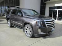 New Arrival! *This 2015 Cadillac Escalade Premium will