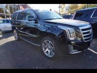 CARFAX 1-Owner, Excellent Condition, Cadillac