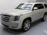 2015 Cadillac Escalade with 6.2L V8 Engine,Leather