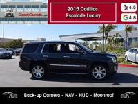 Four Wheel Drive - Moonroof - Navigation - 4 Captains
