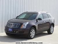 Look at The Chrome Wheels on This AWD SRX in Majestic