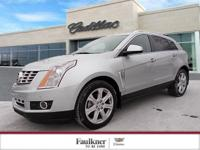 Cadillac Certified, CARFAX 1-Owner. WAS $29,711, $1,600