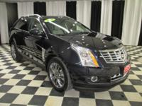 OVERVIEW This 2015 Cadillac SRX 4dr AWD 4dr Premium