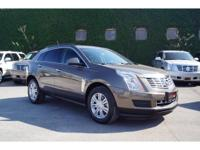 Options:  2015 Cadillac Srx Base With Dual Climate