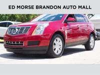 This 2015 Cadillac SRX Base is proudly offered by Ed