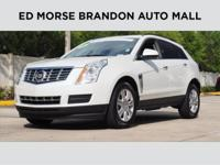 Check out this gently-used 2015 Cadillac SRX we