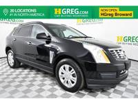 Clean CARFAX. Recent Arrival! This 2015 Cadillac SRX in
