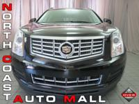2015 Cadillac SRX Base 3.6L V6 engine Beautiful Black