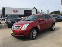 New Price! Clean CARFAX. 4D Sport Utility Red FWD