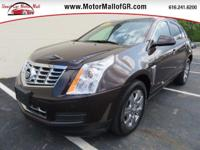 This all wheel drive 2015 Cadillac Srx AWD Luxury