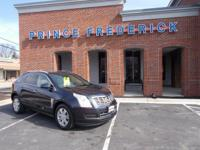 This Cadillac SRX has a dependable Gas V6 3.6L/217