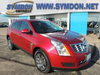 Options:  2015 Cadillac Srx Luxury Collection|Awd