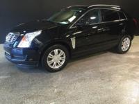 2015 Cadillac SRX Luxury in Black and Cadillac