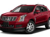 Options:  2015 Cadillac Srx Luxury Collection|Silver