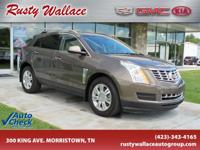 Certified Vehicle! This 2015 Cadillac SRX Luxury