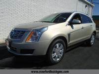 Look at this 2015 Cadillac SRX Luxury Collection. Its