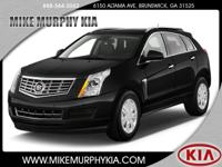 Treat yourself to this 2015 Cadillac SRX Luxury