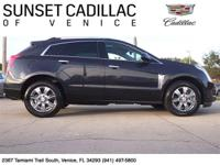 2015 Cadillac SRX Luxury Collection with only 14,684