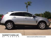 Certified Cadillac SRX Luxury Collection. Memory