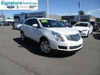 Options:  2015 Cadillac Srx Luxury Collection|Platinum