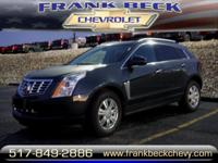 Options:  2015 Cadillac Srx Luxury Collection|Luxury