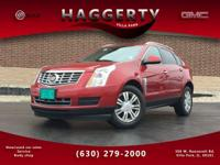 Options:  2015 Cadillac Srx Luxury Collection|Crystal