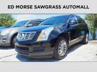 Cadillac Certified, CARFAX 1-Owner, LOW MILES - 16,259!