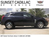 Cadillac SRX Crossover. Equipped with Power Sunroof,