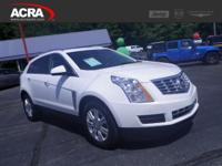 2015 SRX, 31,499 miles, options include:  Keyless