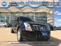 Priced below KBB Fair Purchase Price! 2015 Cadillac SRX