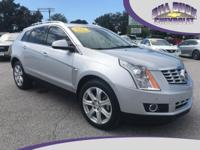 Loaded 2015 Cadillac SRX 4 (All Wheel Drive) with the