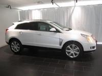 Options:  2015 Cadillac Srx Performance|Silver|Clean