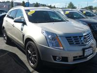 2015 Cadillac SRX Performance Certified. Cadillac