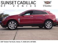 2015 Cadillac SRX Performance Collection with less than