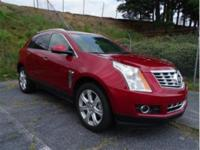 Crystal Red Tintcoat 2015 Cadillac SRX Performance FWD