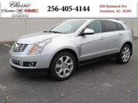 Options:  2015 Cadillac Srx Performance