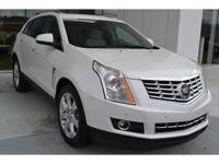 This 2015 Cadillac SRX Premium has a 3.6L Engine and is