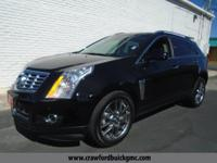 Look at this 2015 Cadillac SRX Premium Collection. Its