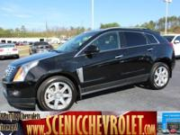 Bold and beautiful, this 2015 Cadillac SRX banished all