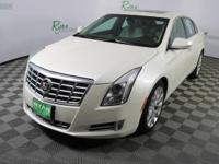 White 2015 Cadillac XTS Luxury AWD 6-Speed Automatic