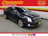 Options:  2015 Cadillac Xts 4Dr Sdn Luxury