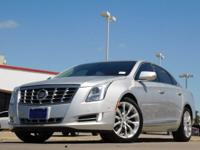 2015 Cadillac XTS Radiant Silver Metallic 6-Speed