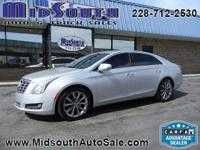 This 2015 Cadillac XTS is a BEAUTIFUL vehicle inside