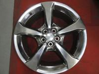 Set of (4) Polished Aluminum factory wheels for GEN 5