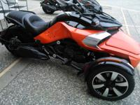 2015 Can-Am E6FG SUPER COOL ! Motorcycles Adventure