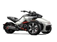 2015 Can-Am Spyder F3-S SE6 Roadster in Pearl