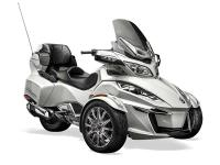 2015 Can-Am Spyder RT Limited Luxury comfort style