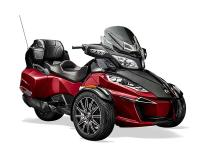 All brand-new. 2015 Can-Am Spyder RT-S Special Series