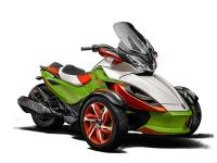2015 Can-Am Spyder ST-S Special Series SE5 One