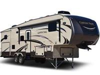 Fifth Wheels Fifth Wheels 8304 PSN . 2015 Canyon Trail